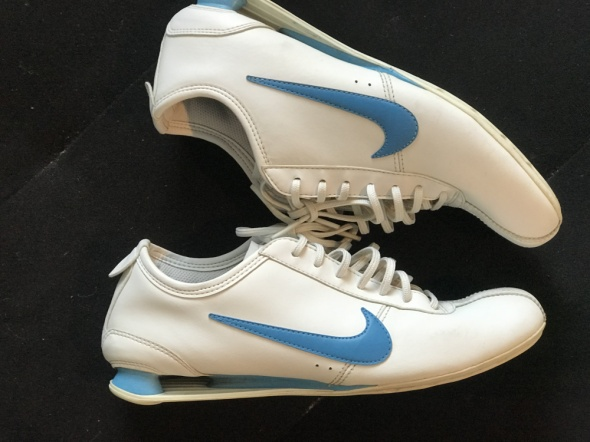 Nike białe adidasy