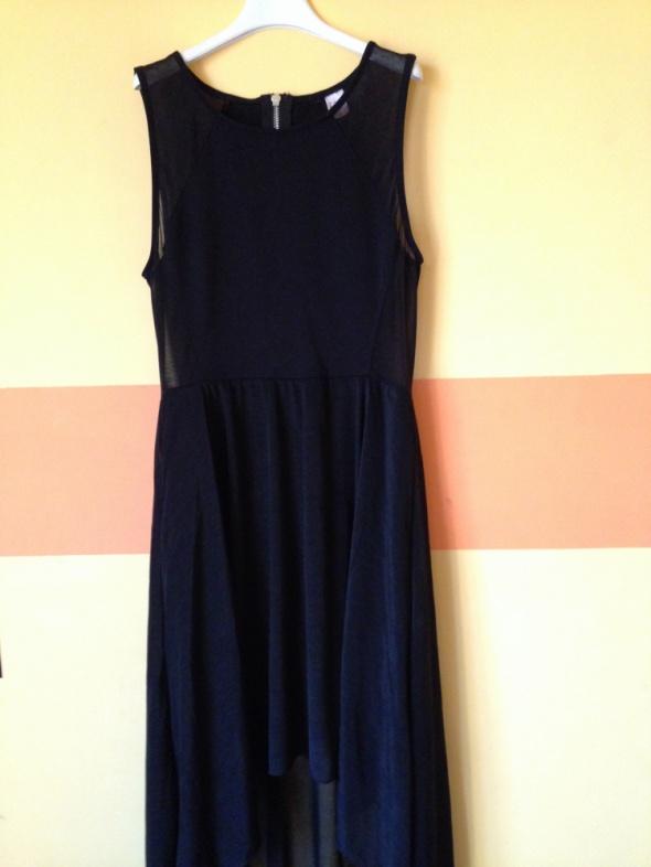 elegancka zwiewna sukienka H&M