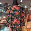 warehouse sukienka kwiaty floral luźny fason nowa hit 40