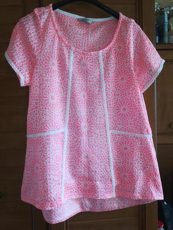 M&S śliczna bluzka dla lekko puszystej 44