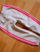 ADIDAS ciepłe spodnie dresowe 18 do 24 mies roz 92...
