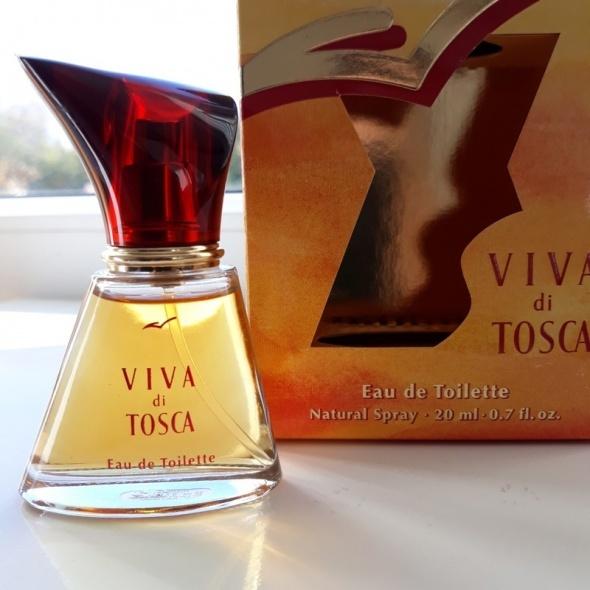 Unikat nowe perfumy Viva Di Tosca EDT 20ml
