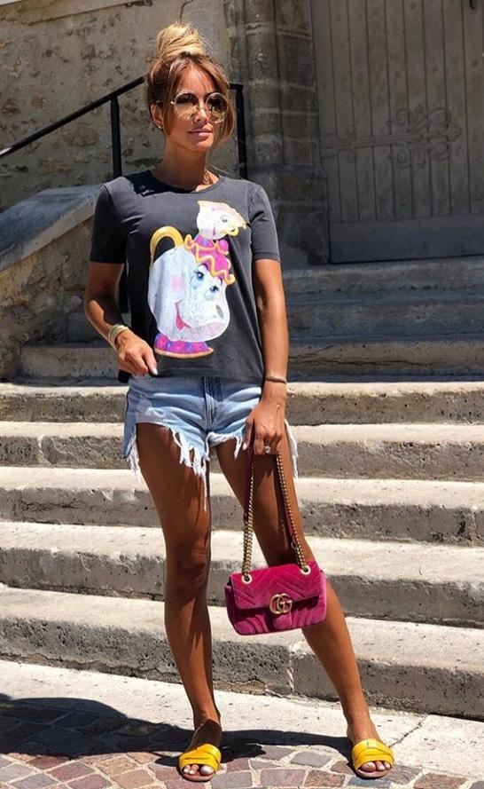 Zara koszulka tshirt 38M blog Disney
