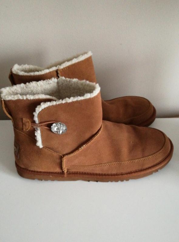 Ciepłe buty Skechers...