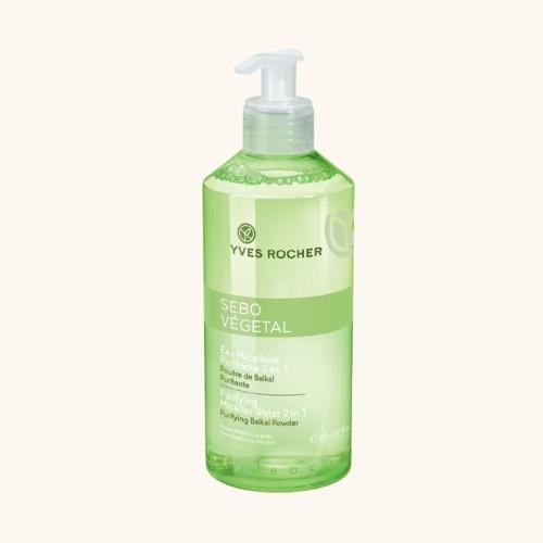 Oczyszczający płyn micelarny 2w1 Yves Rocher