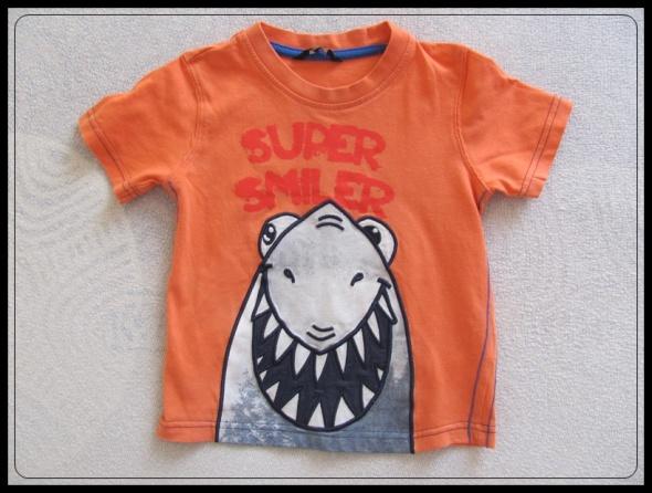 Koszulka bluzka chłopięca GEORGE 15 do 2 lat