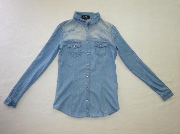 Chillin jeansowa niebieska koszula jeans 38 M