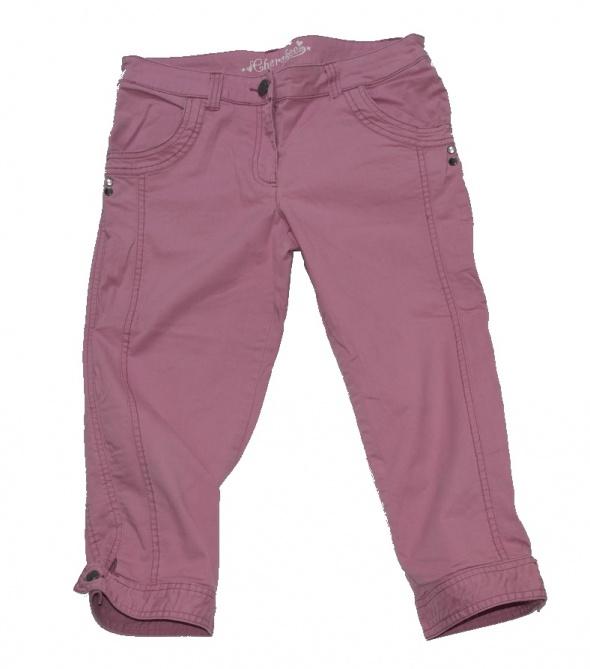 Cherokee spodnie rybaczki na 12lat