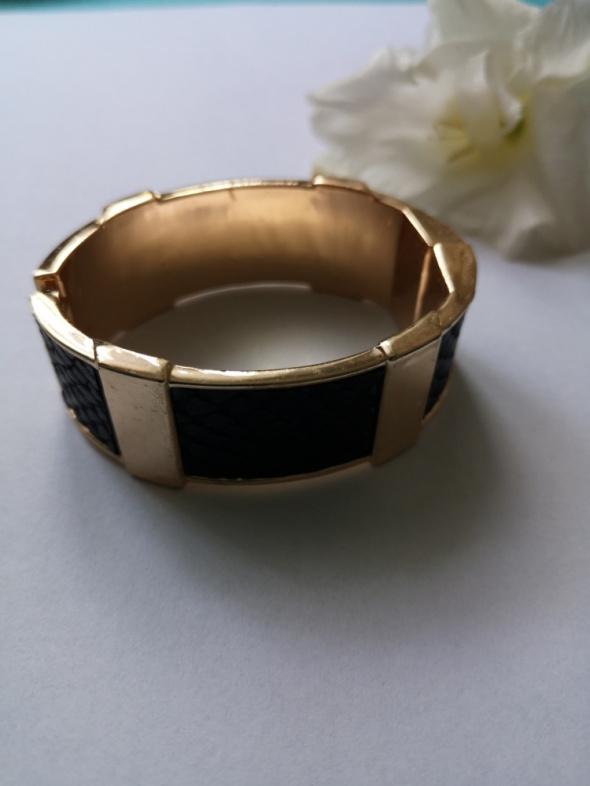 czarno złota bransoletka mohito