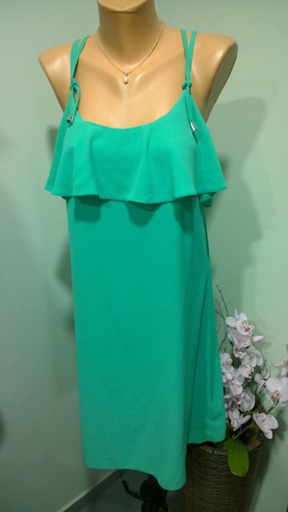 sukienka sznurowana 40 42