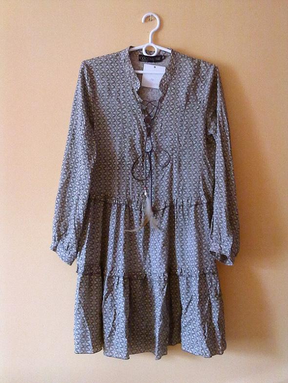d6b0119e Madison : Cocomore sukienka boho