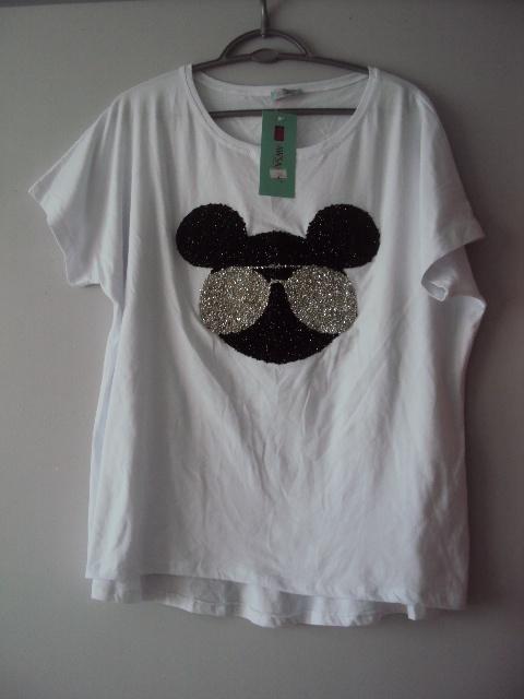 nowa bluzeczka z myszka Miki...