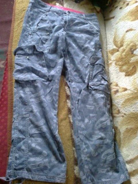 spodnie golddigga gratis pasek