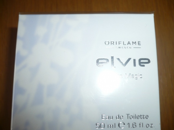 Woda toaletowa Elvie Oriflame...