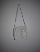 szara torba worek shopper bag