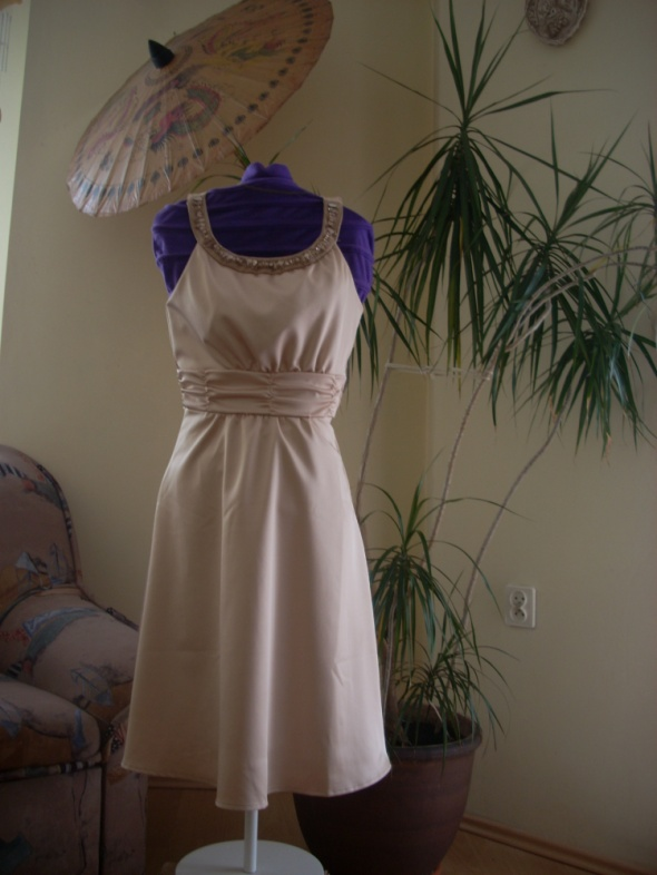 sukienka koktajlowa Orsay 36