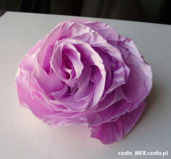 Różowo lawendowy kwiat