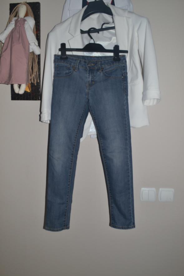 Reserved 146cm 140cm 10 lat Spodnie jeans 11 lat