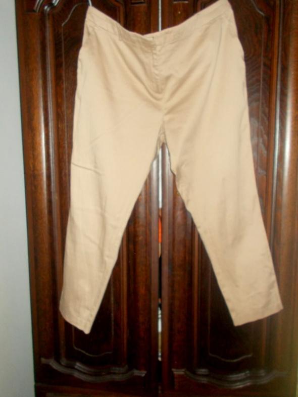 zgrabne jeansy bawełna 46 48