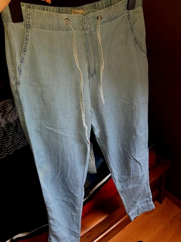 Cieniutkie spodnie vero moda