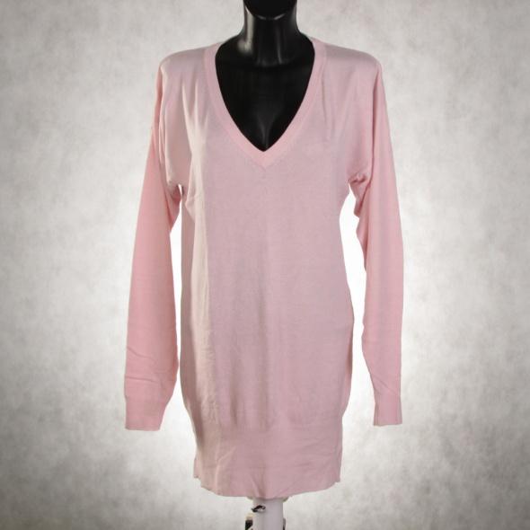 Sweter 44 różowy Cubus...