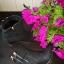 czarne botki na koturnie Oleksy