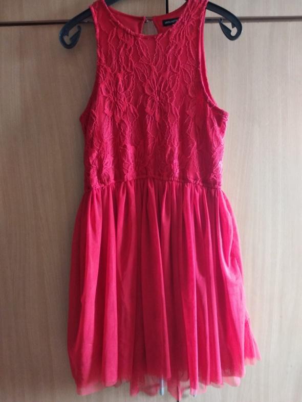Czerwona sukienka Atmosphere 36...