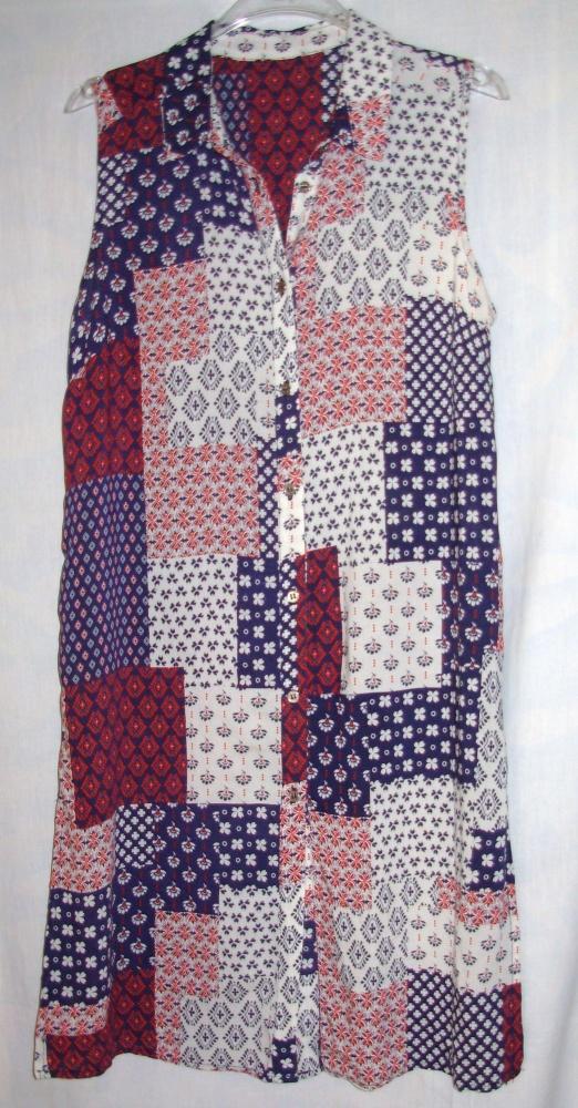 Suknie i sukienki Sukienka szmizjerka z wiskozy George 38