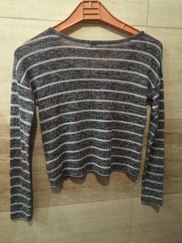 Bluzka sweter diverse 36 S paski...