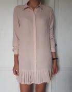 Różowa sukienka MOHITO rozmiar 36...