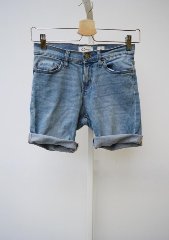 Spodenki Spodenki Krótkie Jeansowe Cubus XXS 32 Jeans