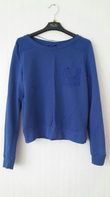Bluzy Cienka krótka bluza