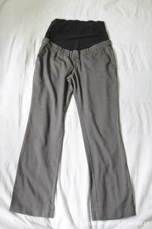 spodnie H&M ciążowe r44