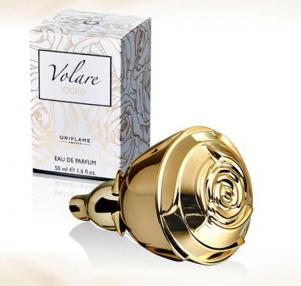 Perfumy Nowa woda perfumowana Volare Gold