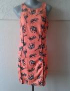 Sukienka BERSHKA 38...