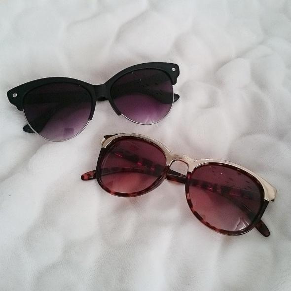Okulary Zestaw okularów przeciwsłonecznych