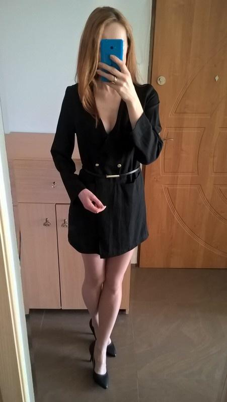 Imprezowe Sukienka marynarka