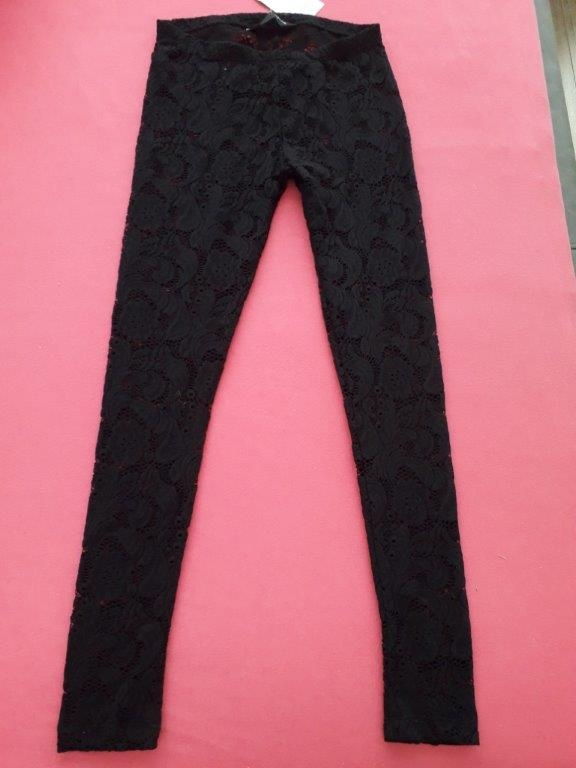Koronkowe spodnie