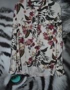 Cudowna koszula w kwiaty Top Secret...