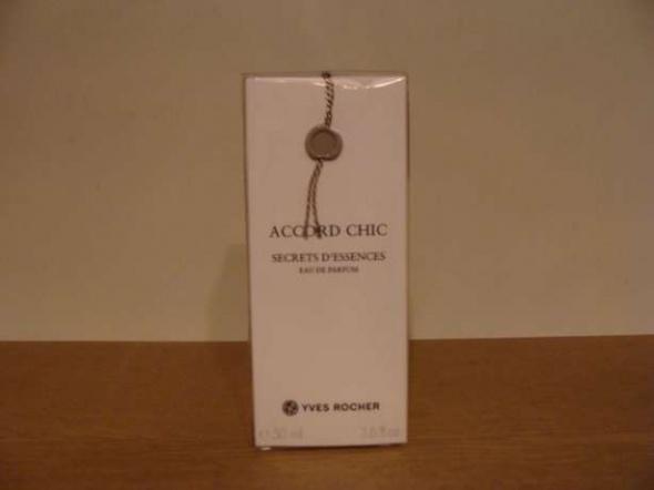 Yves Rocher woda perfumowana ACCORD CHIC 50ml...