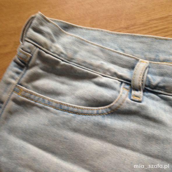 Diesel oryginalne spodenki jeansowe