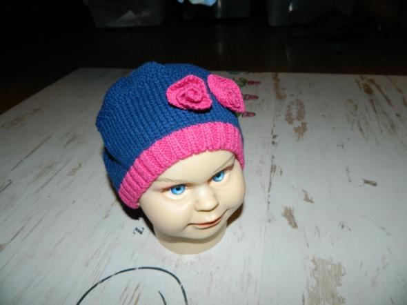Czapki NUTMEG beret berecik roz 0 msc 3 msc