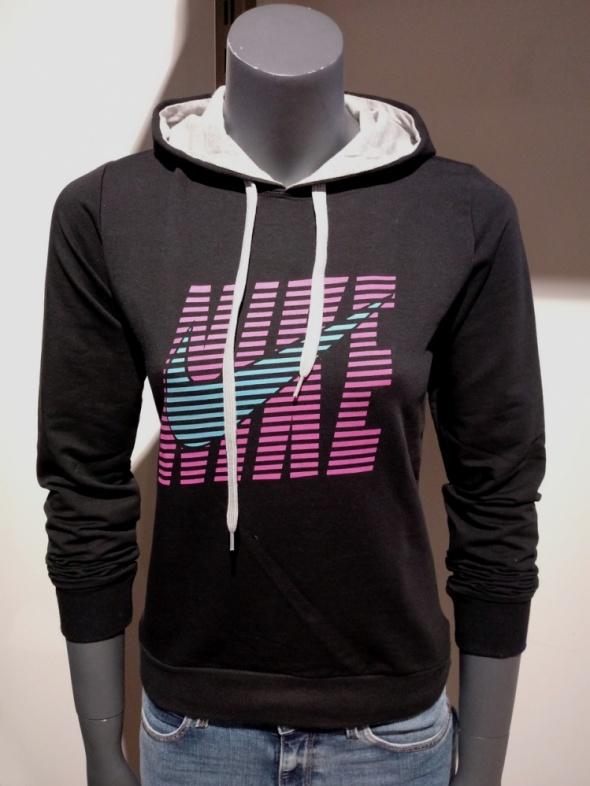 Czarna Bluza Nike S M...