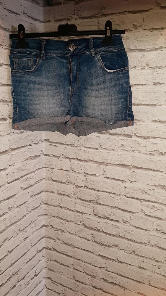 Idealne krótkie spodenki z jeansu