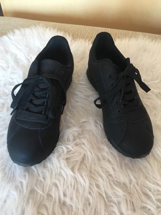Queen Tina 38 czarne adidasy trampki tenisówki buty sportowe wi...