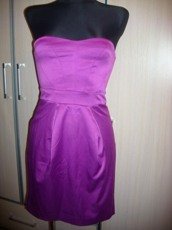 sukienka gorsetowa XS na S