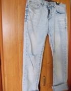 Spodnie jeans ZARA boyfriend 40...