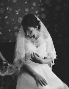 Piękna suknia ślubna...