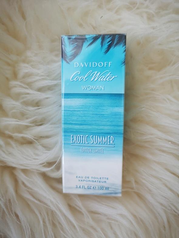 Davidoff Perfuma damska exotic summer cool water 100ml