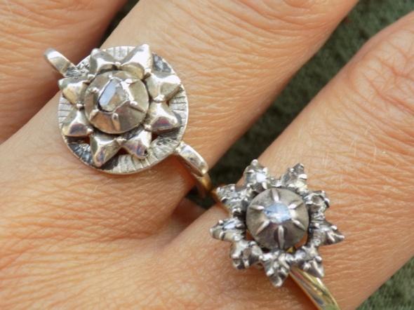 Pierścionki zabytkowe pierścionki